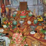 جشن یلدای باغ مهربانی
